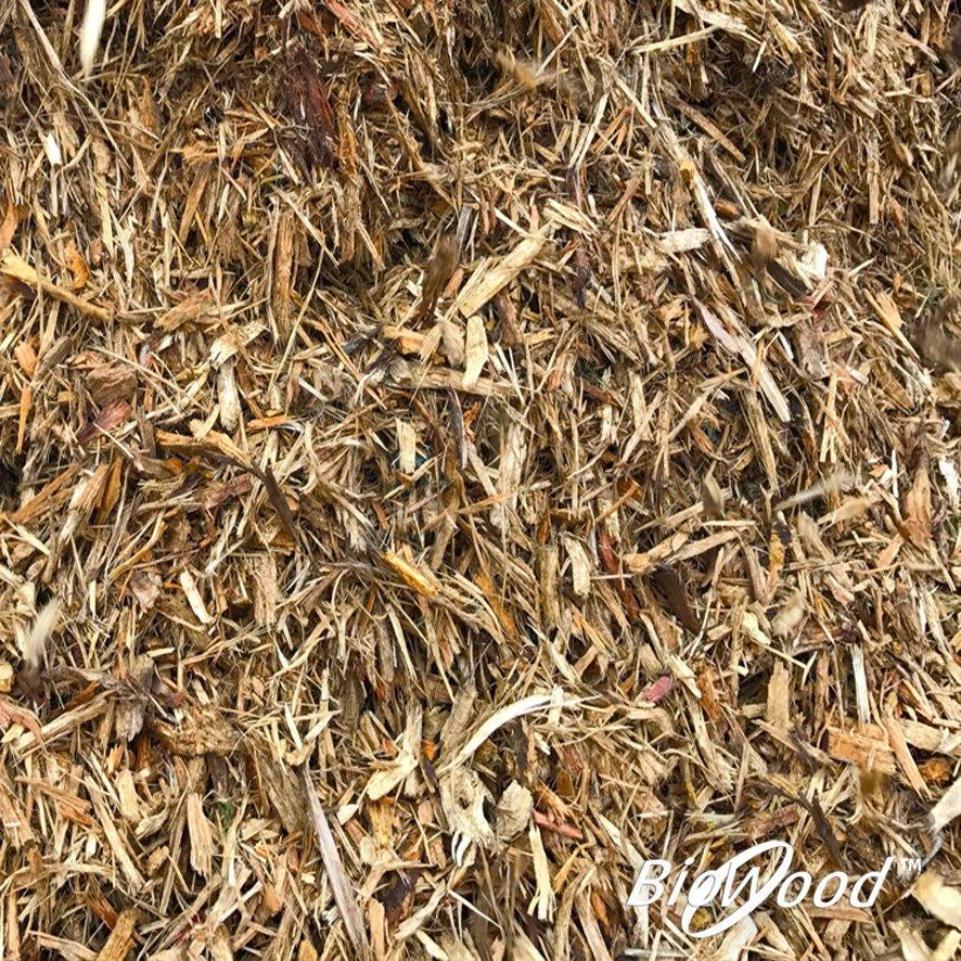 Cippato Fine per Biofiltro - Biowood