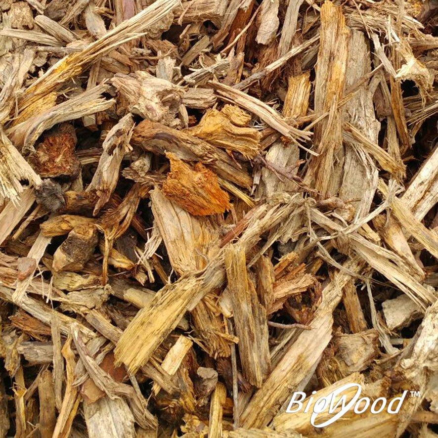 Cippato Grossolano per Biofiltro - Biowood