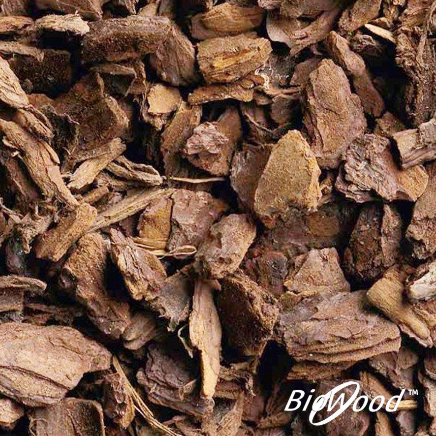 Cippato Corteccia per Biofiltro - Biowood