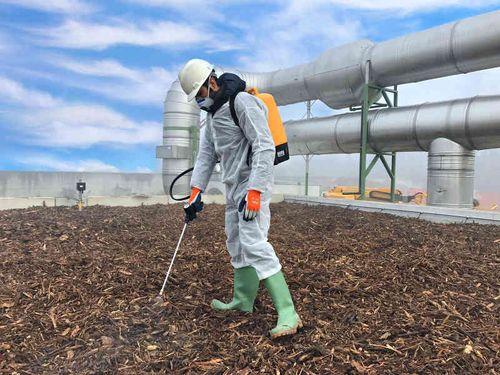 Servizio di abbattimento odori professionale di Biowood