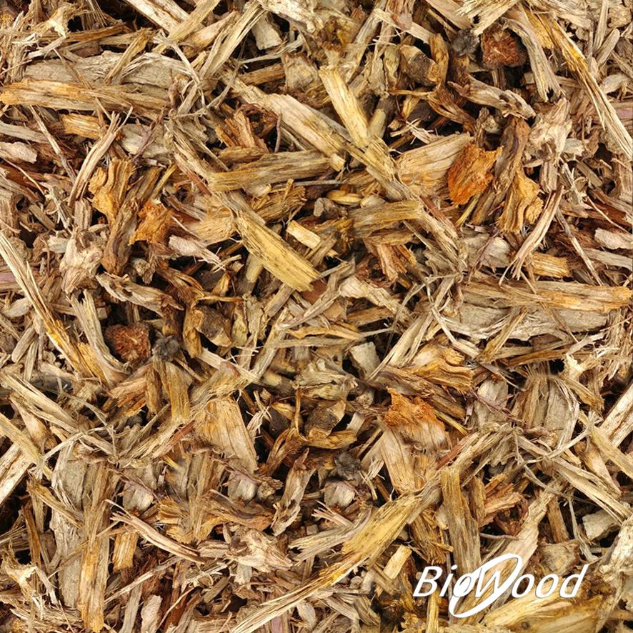 Cippato Intermedio per Biofiltro - Biowood