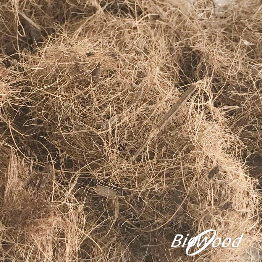 Fibra di Cocco per biofiltro - Biowood