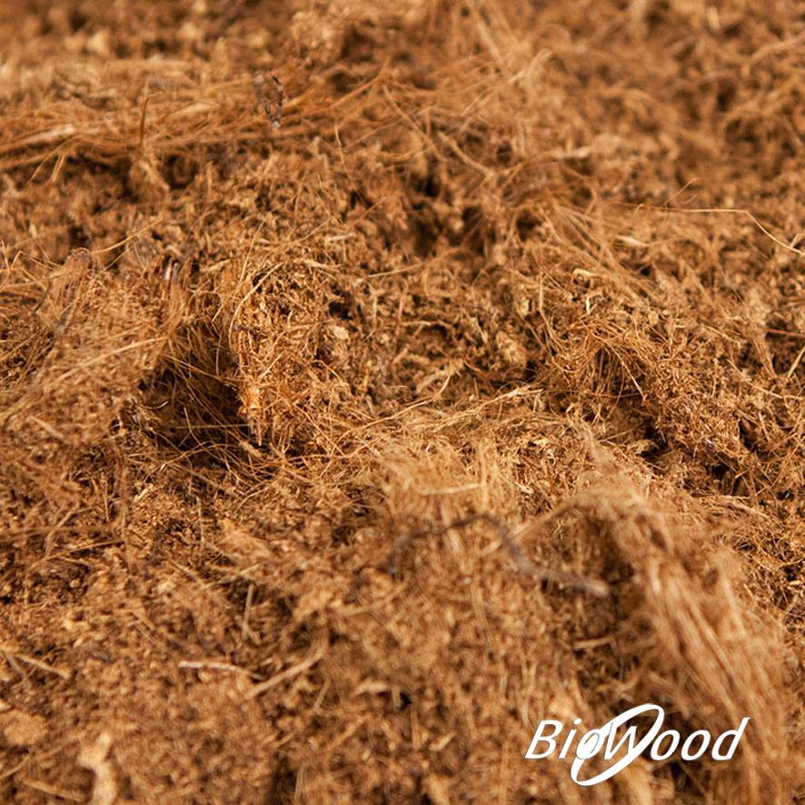 Torba Fibrosa per biofiltro - Biowood