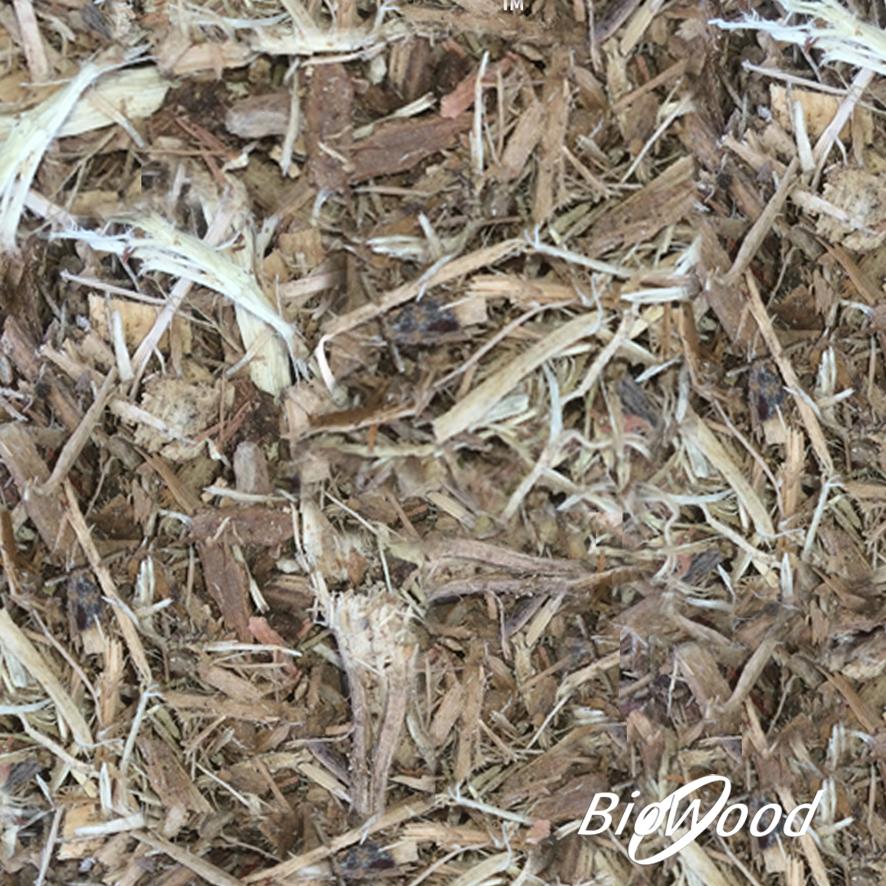 Cippato Triturato per Biofiltro - Biowood